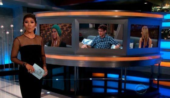 Julie Chen hosts Big Brother 17 finale