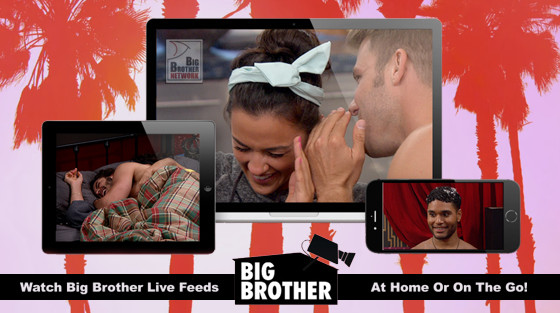 Big Brother Live Feeds for Big Brother 19