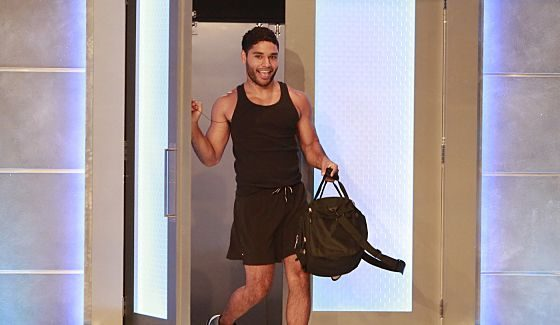Jozea Flores evicted from Big Brother