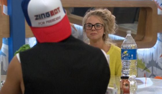 Nicole and Paul face off on BB18