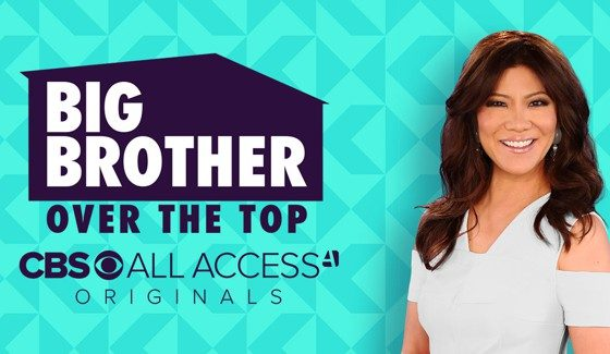 Julie Chen hosts Big Brother Over The Top