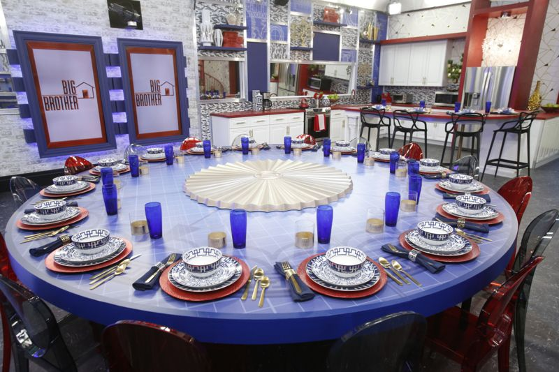 Big Brother 19 Kitchen 04