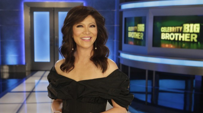 Julie Chen hosts Celebrity Big Brother