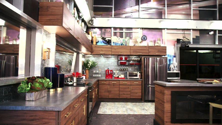 Celebrity Big Brother kitchen 01