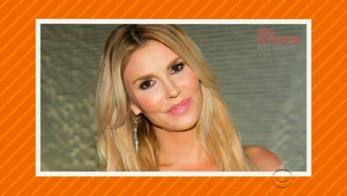 Brandi Glanville on CBBUS