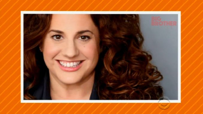 Marissa Jaret Winokur on Celebrity Big Brother