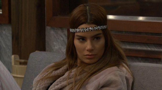 Ari on Celebrity Big Brother