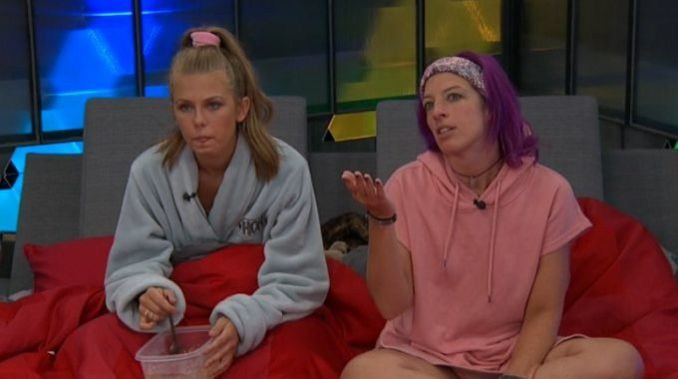 Haleigh and RS plan their next move on BB20