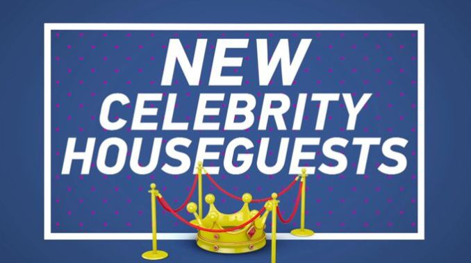 Celebrity Big Brother 2019 houseguests