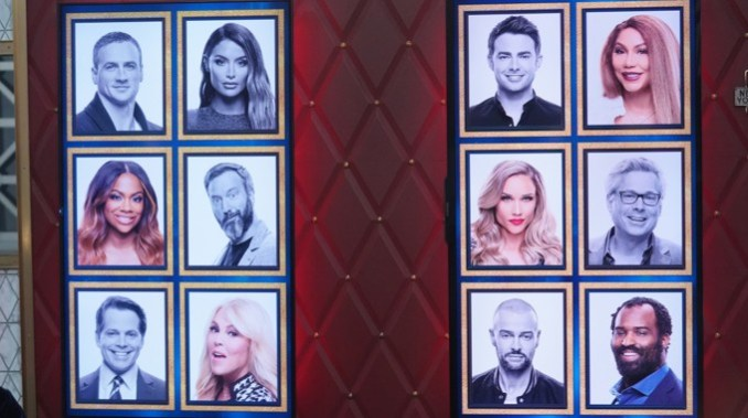 Memory Wall in Round 6 of Celebrity Big Brother 2