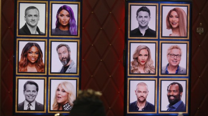 Memory Wall on Celebrity Big Brother 2019 Round 3