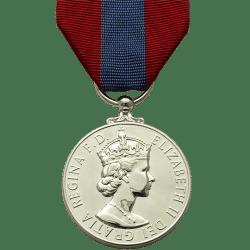Imperial Service Medal EIIR