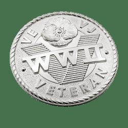 WW2 Veterans Badge