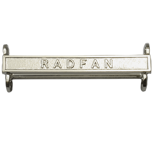 Radfan Clasp General Service Medal Miniature