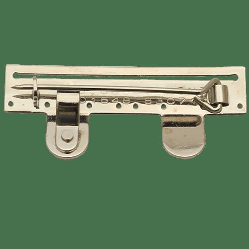 2 Space Medal Brooch Bar Full Size