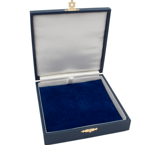 Medal Case Two or Three Space Open