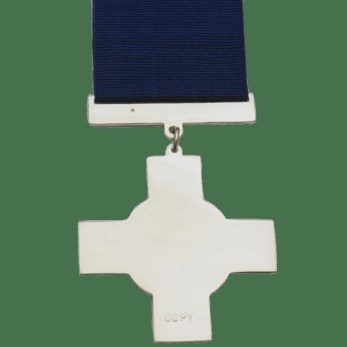 George Cross GC Medal Full Size Reverse