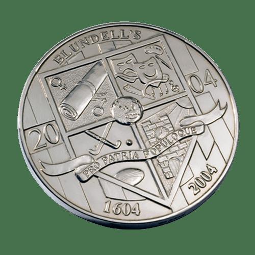 Blundells School Medal Front