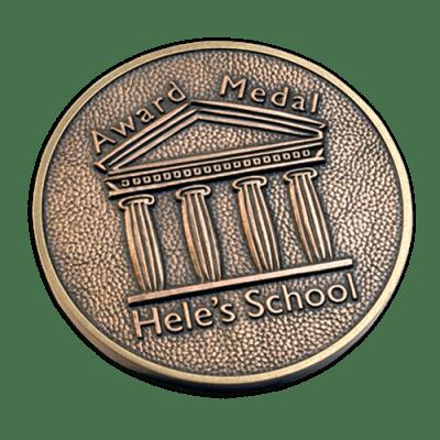 Heles School Medal