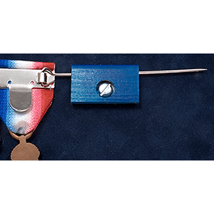 Medal Display Mounting Pin