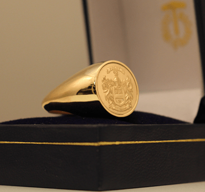 David Foley Gold Ring