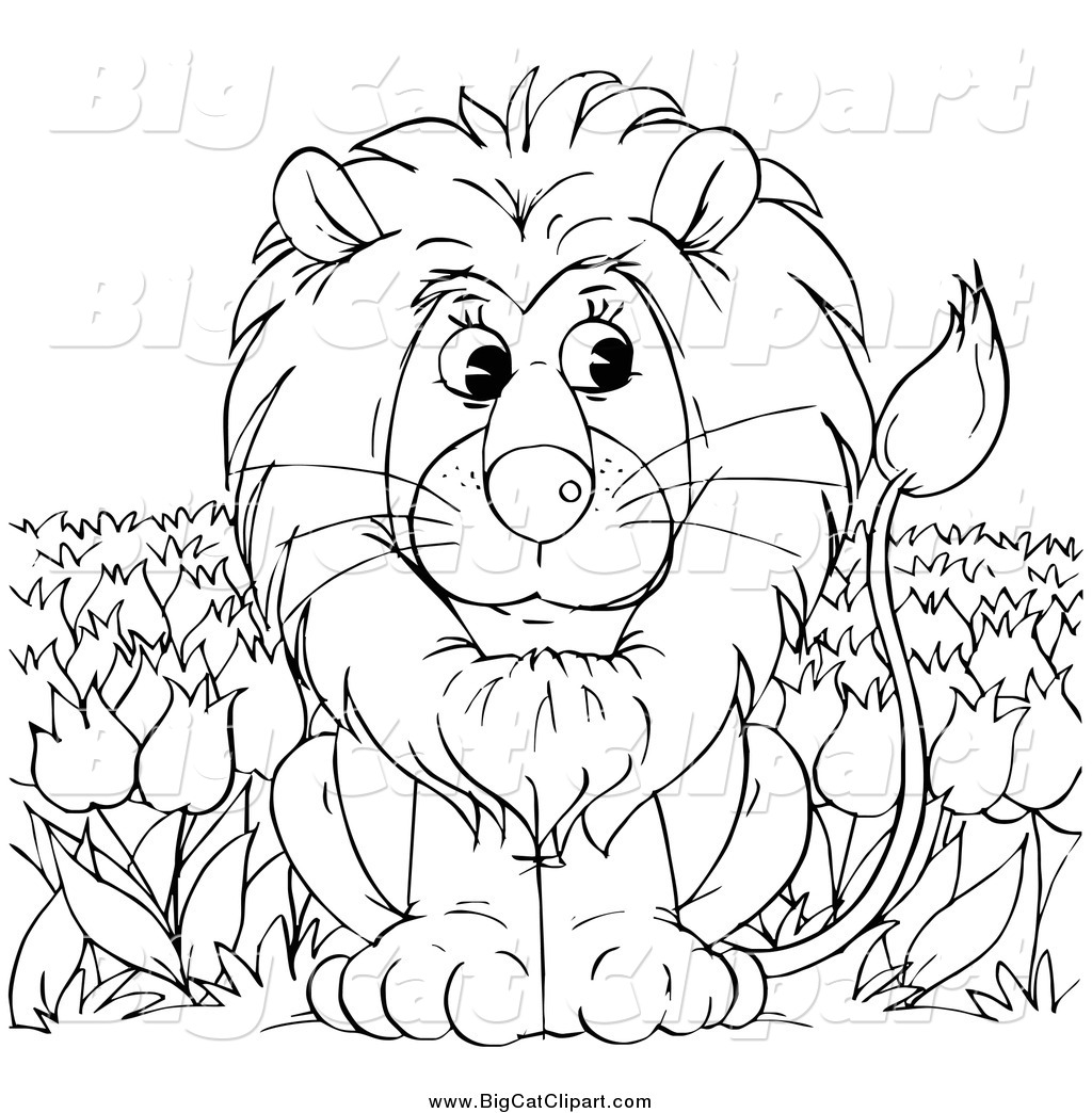 Funny Cat Pictures For Kids: Cat Coloring Pages Printable