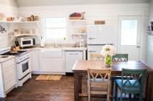 Farmhouse Vintage Kitchen Appliances