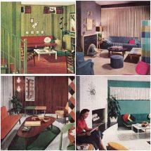 1950s Home Interior Design