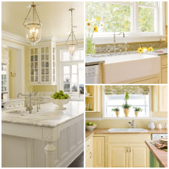 Yellow Kitchen Appliances Ikea Designs Stay Mellow Four Shades Of Sunny Kitchens