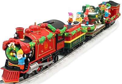 A New Classic Lionel Christmas Train