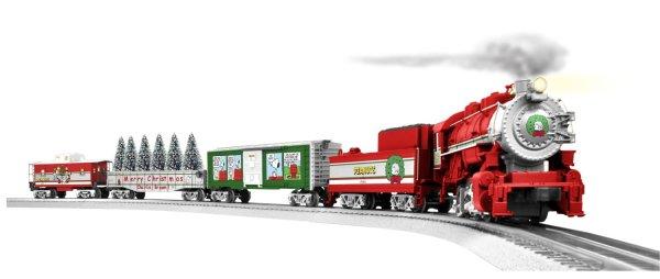 OGauge Christmas Trains