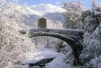 Бормио – популярный альпийский курорт