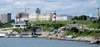 Плимут – город морской славы Англии