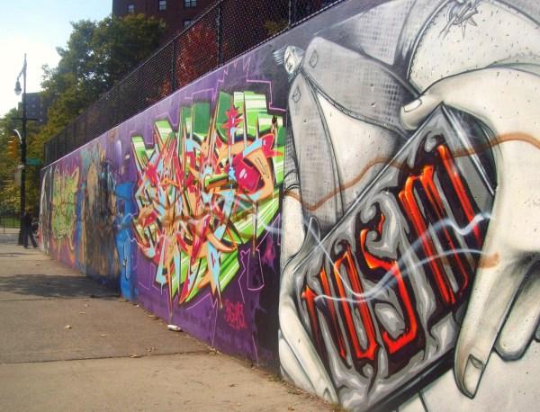 Graffiti-Hall-Of-Fame-East-Harlem