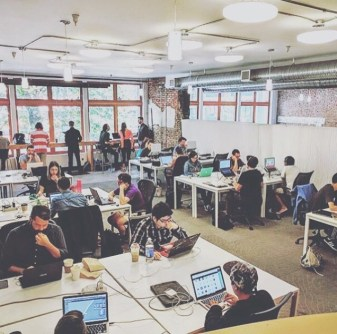 Coworking @ The HiVE