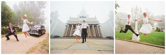 Свадьба мы-стиляги 2010