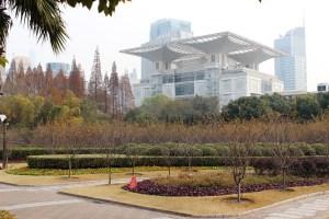 renmin park shanghai 2
