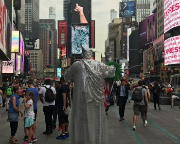 What To Do In Times Square