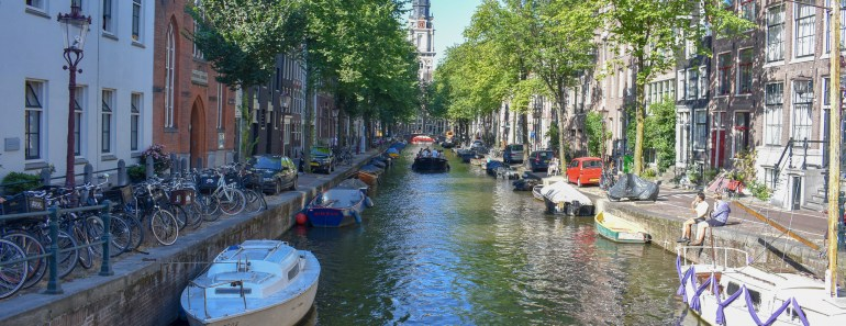 How To Experience The Beauty of Amsterdam's Canals