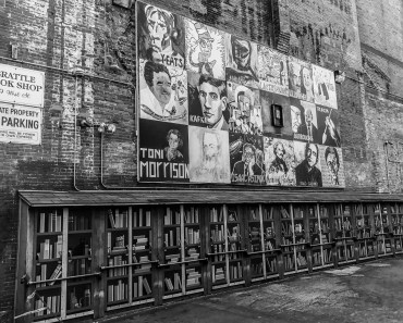 Boston's Brattle Book Store Is A Paradise For Book Lovers