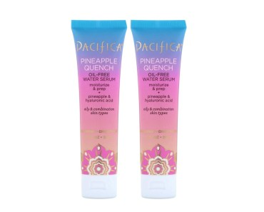 Pacifica's Top Five Skin Care Products