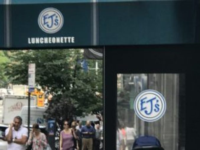 EJ's Luncheonette Exterior