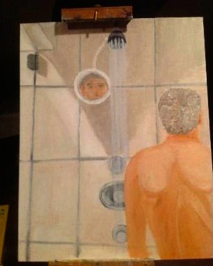 dubya shower