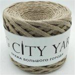 Βαμβακερό νήμα για πλέξιμο, Big City Yarn, Τσάι