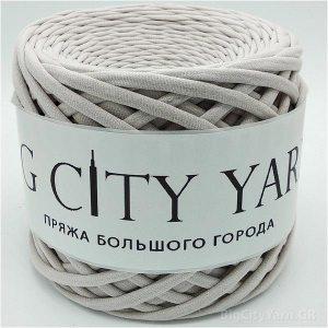 Βαμβακερό νήμα για πλέξιμο, Big City Yarn, Τέφρα
