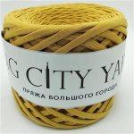 Βαμβακερό νήμα για πλέξιμο, Big City Yarn, Άμμος
