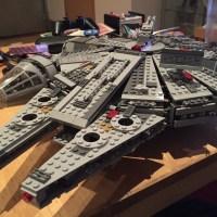Bricking Around - Star Wars: The Force Awakens Lego Millennium Falcon Review