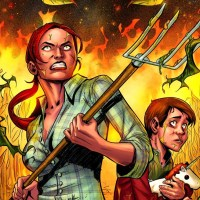 Review - Blood & Gourd #2 (Dead Peasant)