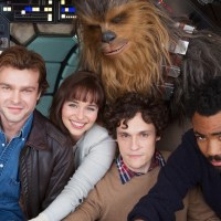 First HAN SOLO cast photograph released!