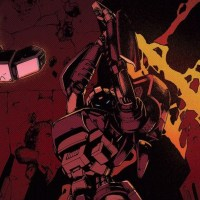 Review - Optimus Prime #5 (IDW Publishing)